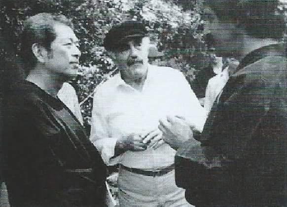 Hatsumi, Imi Lichtenfeld, Doron Navon
